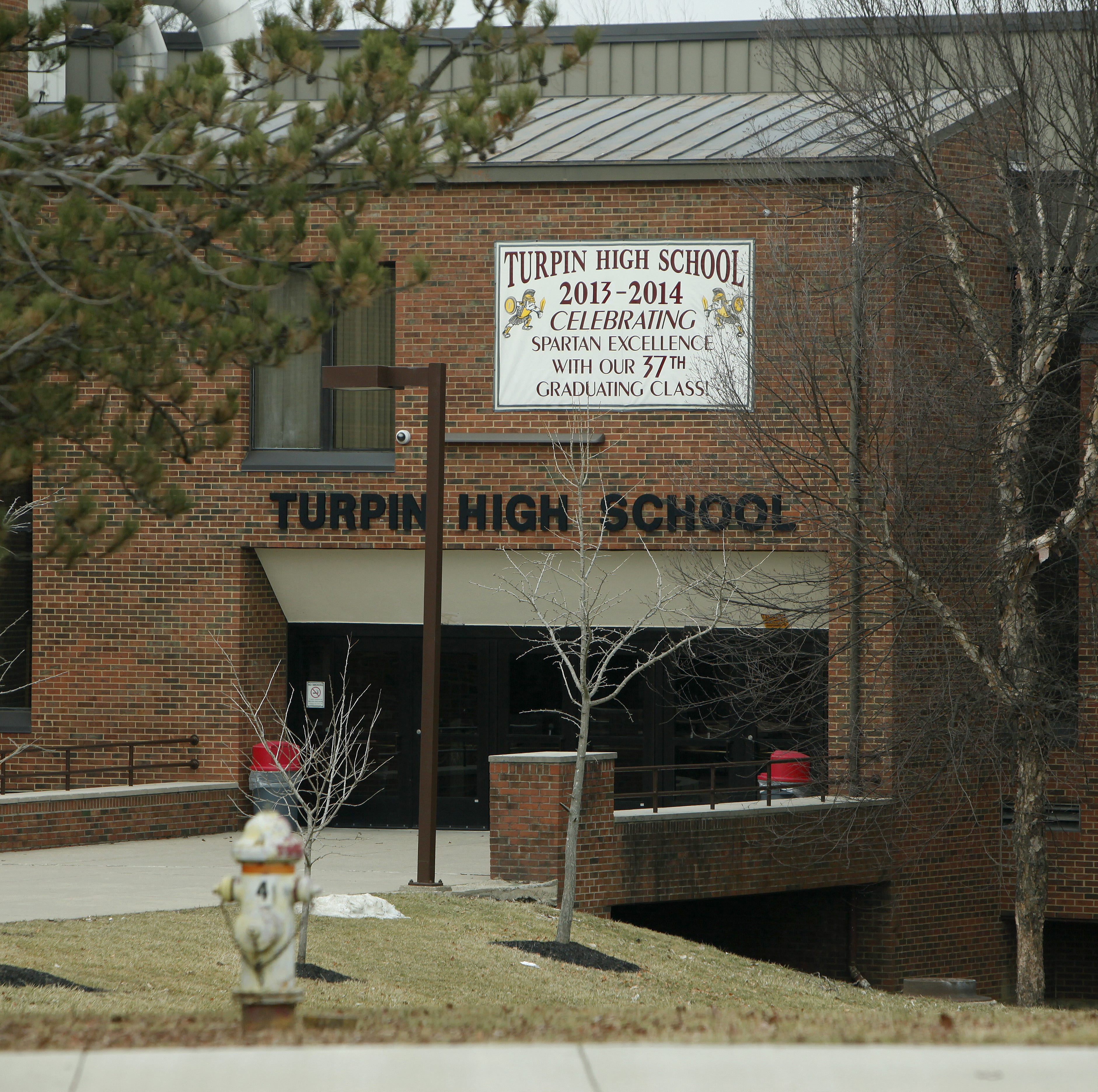 'Be available and hug them': Turpin High School, community copes with two student suicides