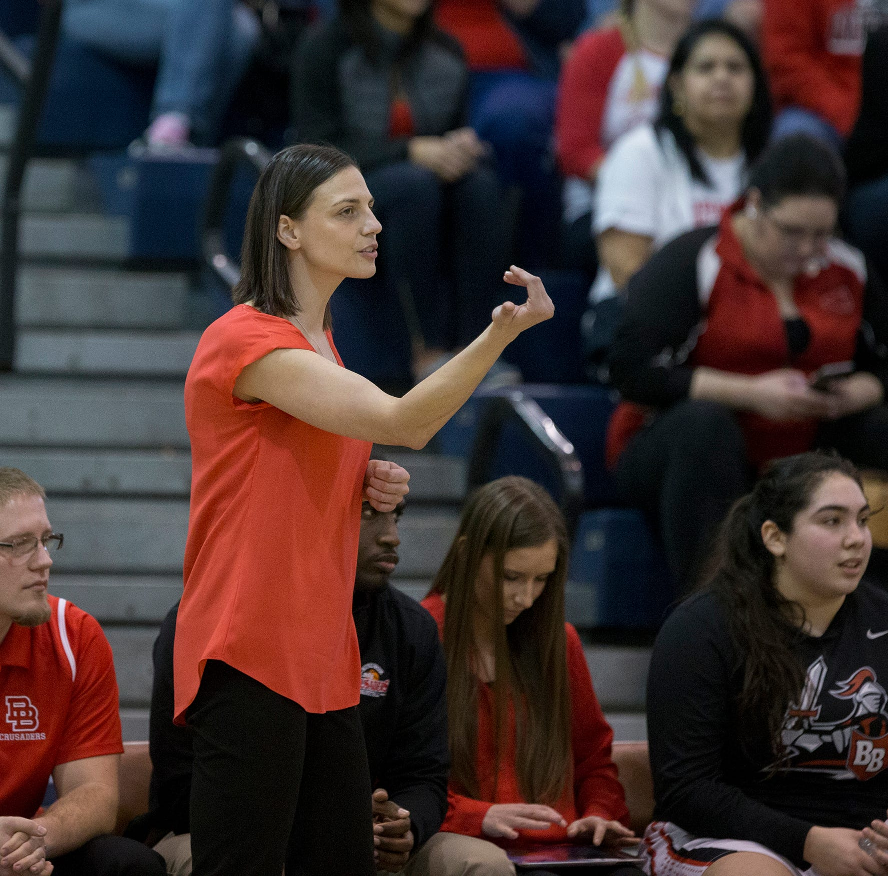 NJ girls basketball: Bound Brook's Jennifer Derevjanik is the CN Coach of the Year