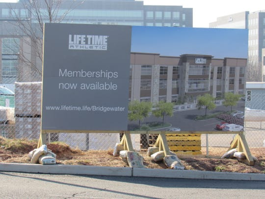 Life Time, a health, wellness and fitness center under construction on Commons Way in Bridgewater, will hold a job fair on Saturday.