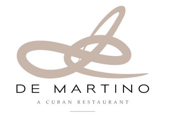 The De Martino logo.