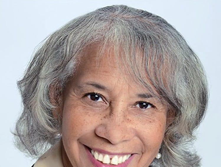 Bernice Martina Bauknight Jalloh