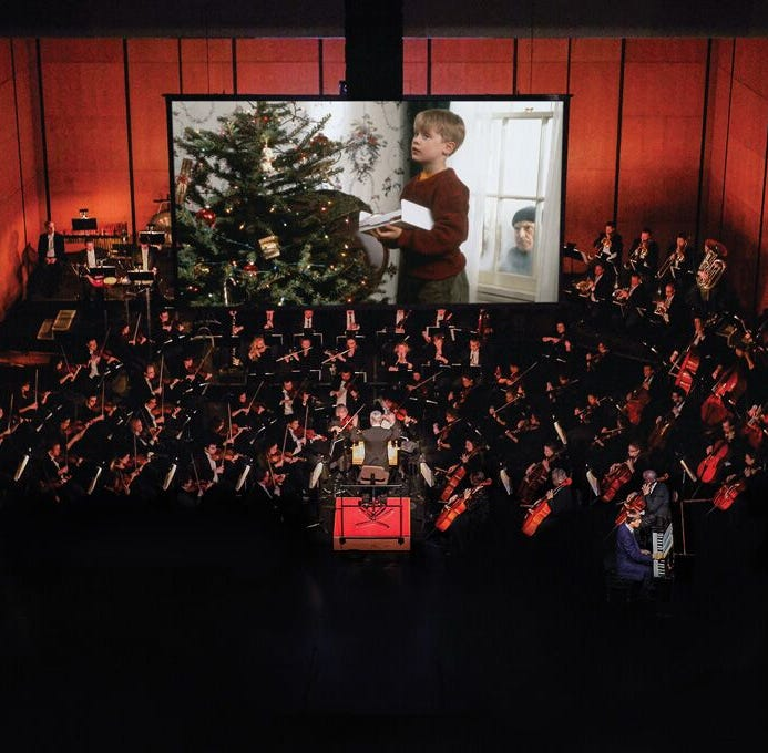 Des Moines Symphony announces 'Home Alone' homage for holiday season