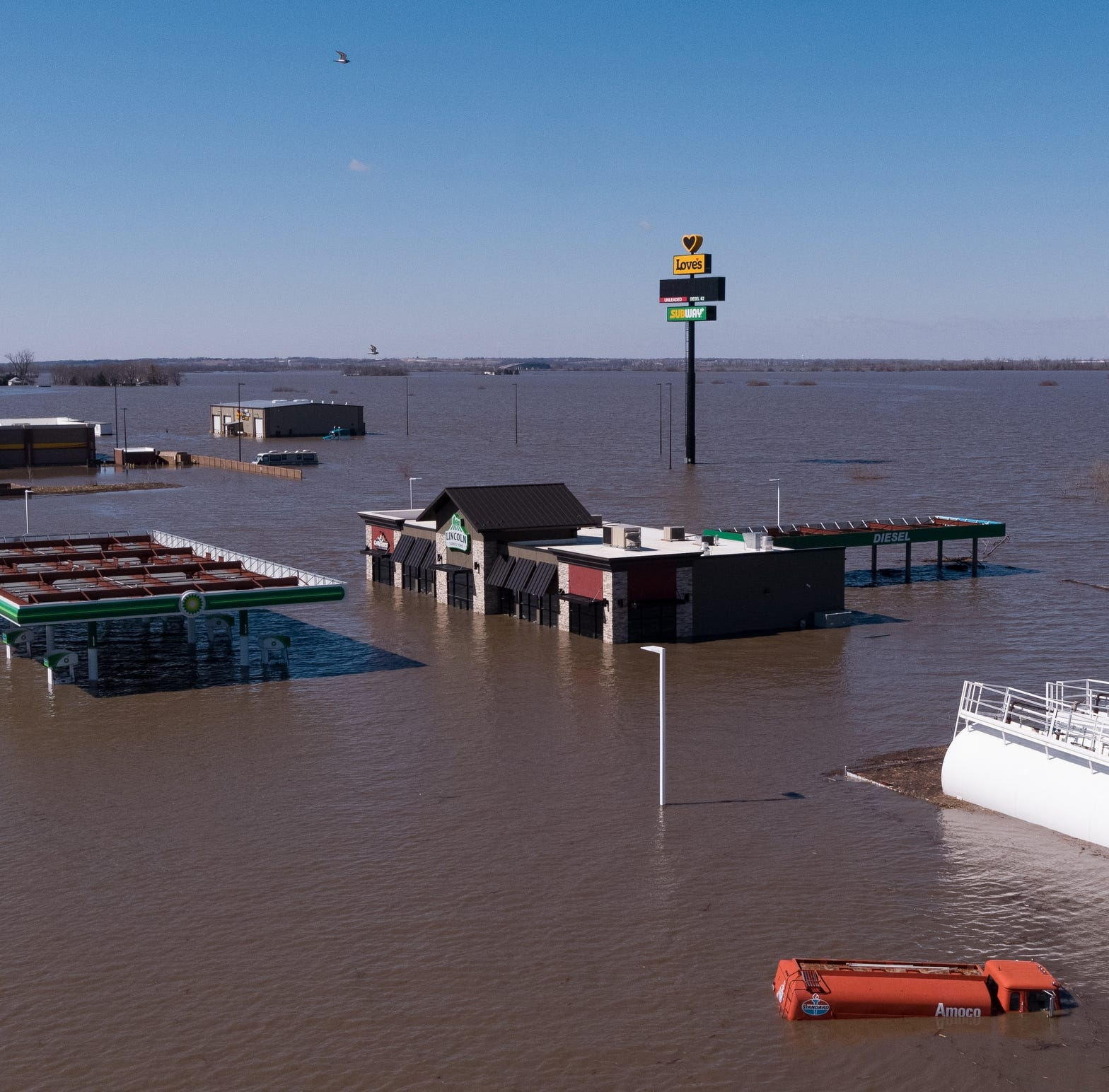 More flooding possible in Iowa as extreme weather could pummel the Midwest, NWS says
