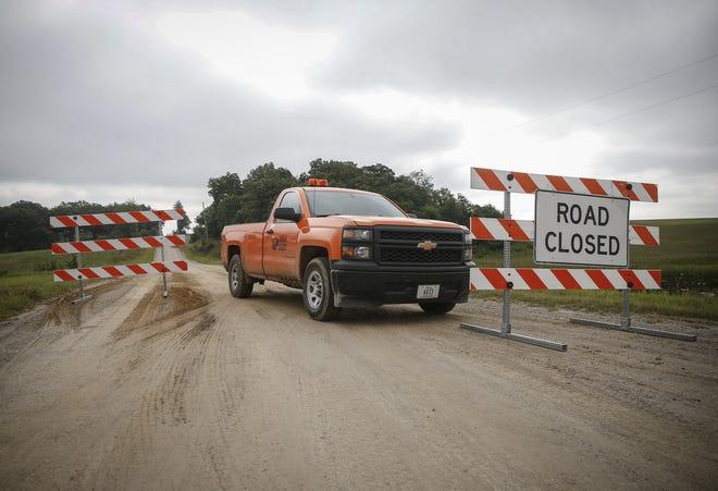 Warren County has placed a weight restriction on gravel roads ordered an additional 20,000 tons of gravel that will be distributed on rural roads.