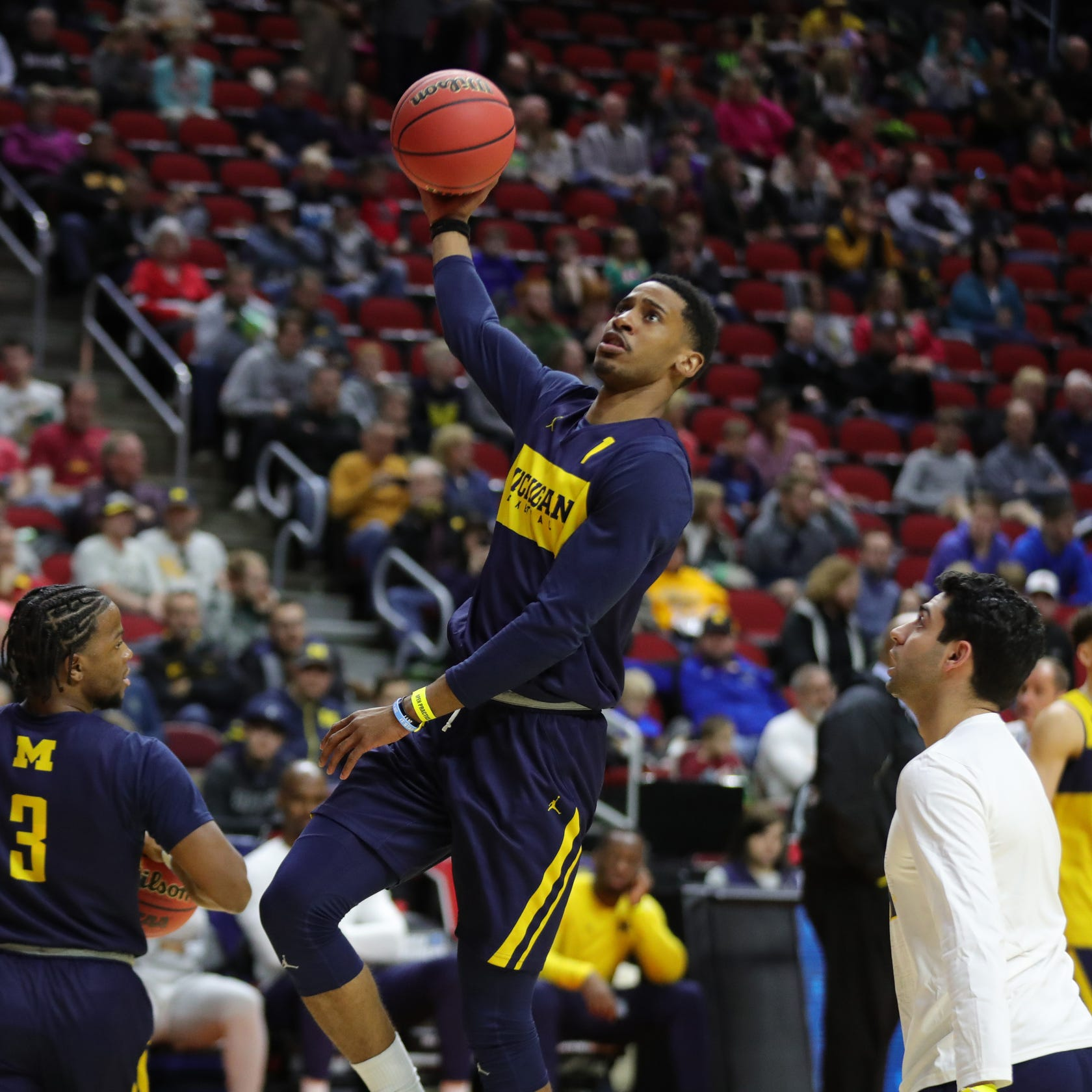 Michigan basketball done thinking about MSU, ready to redefine season
