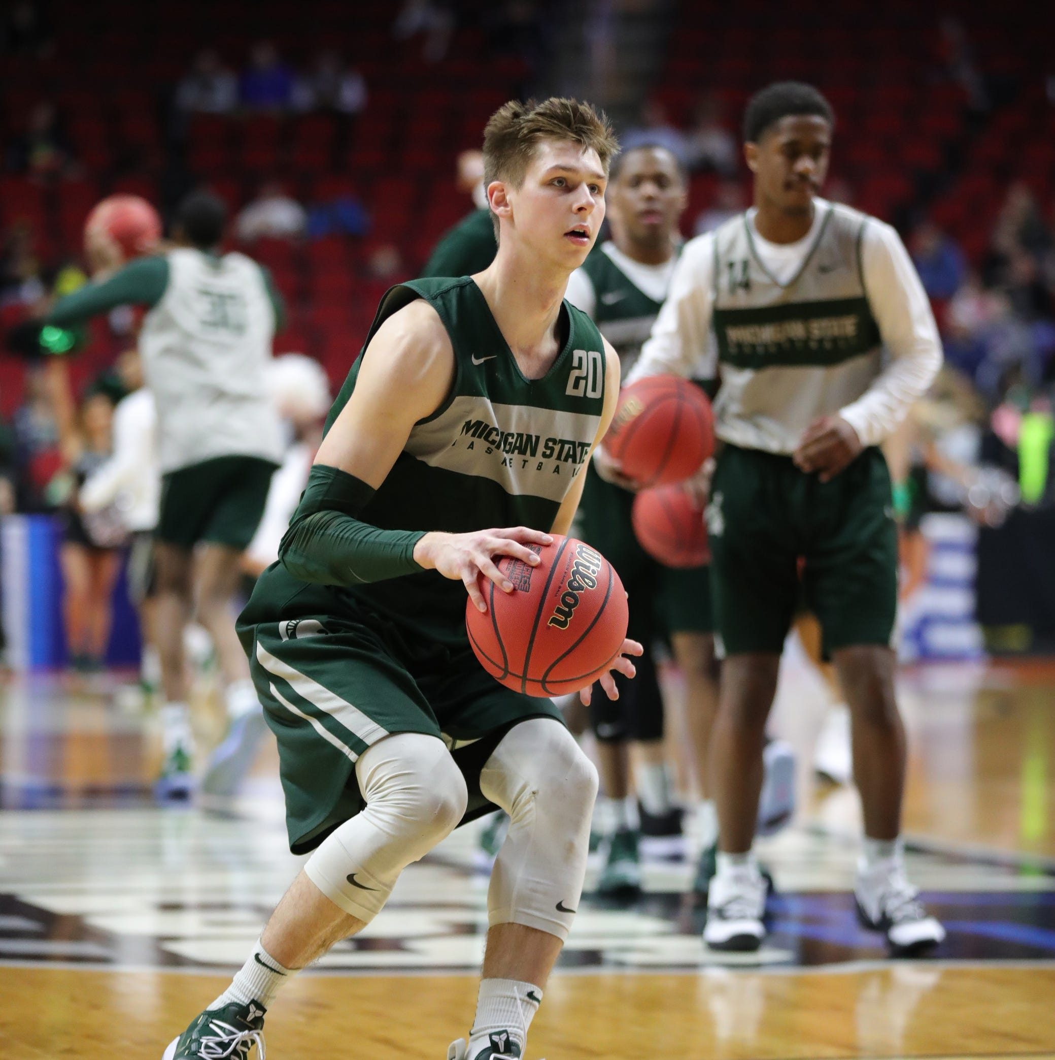 Michigan State basketball vs. Bradley: NCAA tournament game predictions