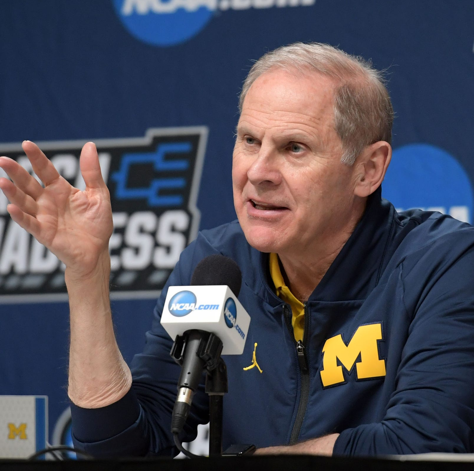 Michigan basketball: Here's what John Beilein said before NCAA tournament