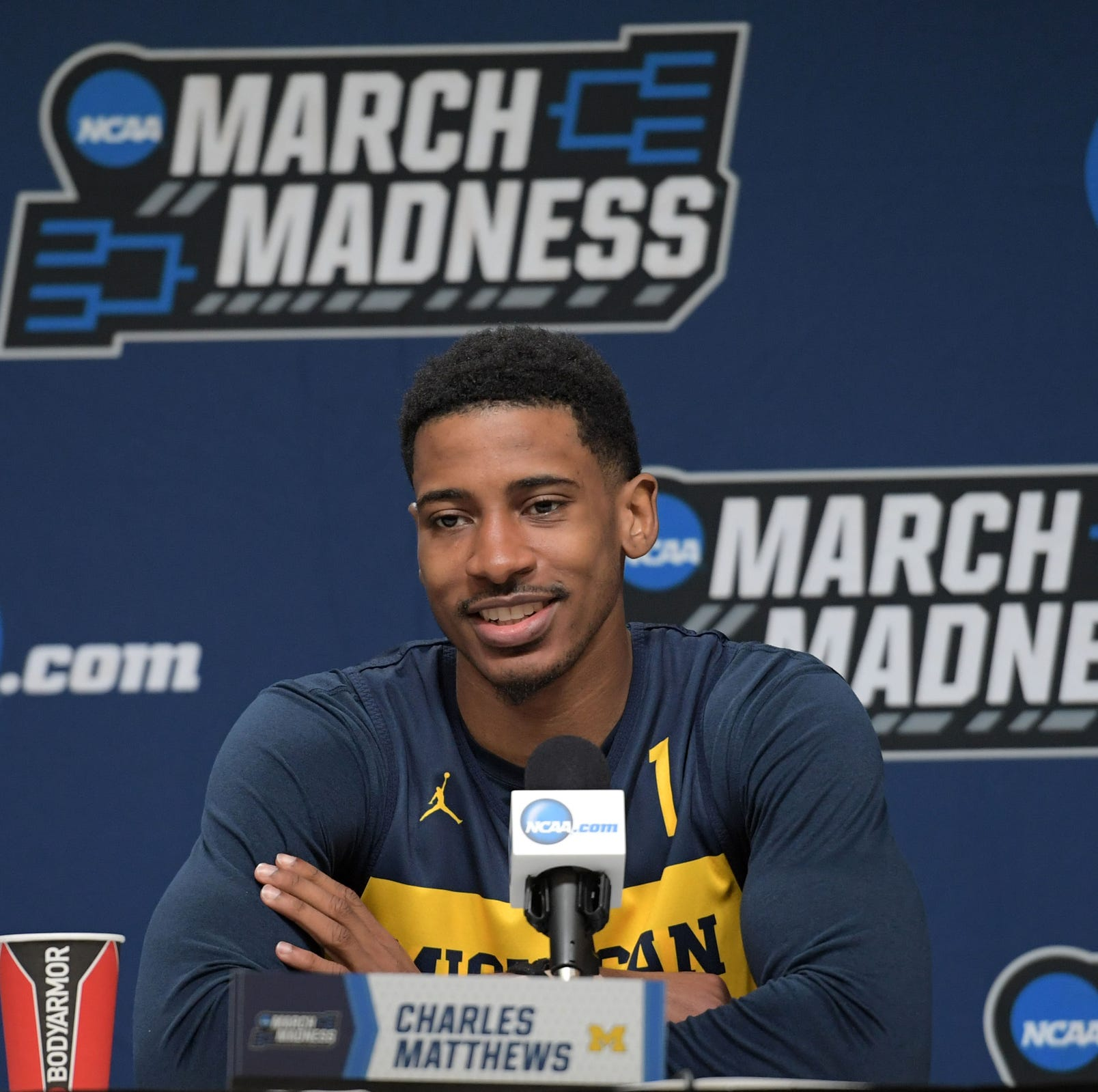 Michigan basketball's Charles Matthews officially staying in NBA draft