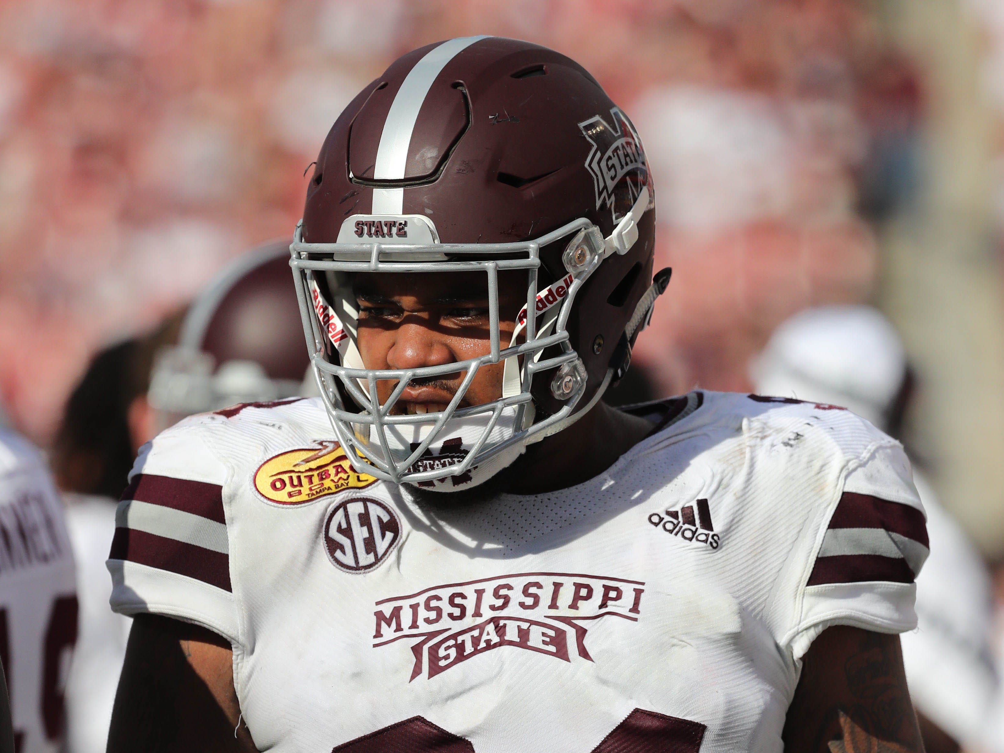 13. Miami Dolphins: DT Jeffery Simmons, Mississippi State – The Dolphins are in tank mode for a 2020 quarterback, and Simmons is the type of player who should pay off big time down the road.
