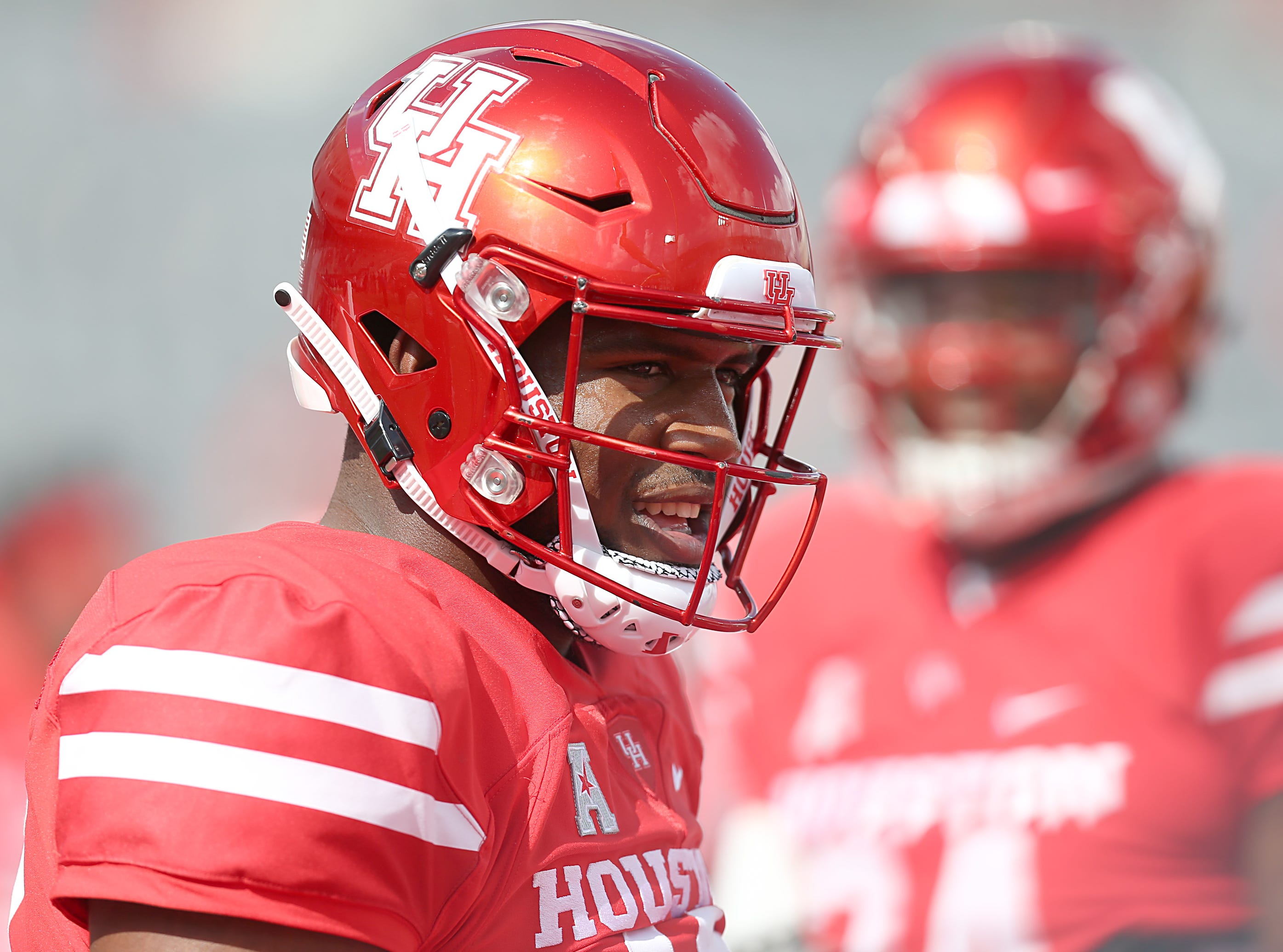 8. Detroit Lions: DT Ed Oliver, Houston – I had one scout tell me Oliver will be at his best if he goes to a team that will use him like the Patriots used Trey Flowers. Voila! Oliver didn't have a great 2018, but he can play just about anywhere on the defensive line and the Lions still need help up front. With other top options off the board, this a player Matt Patricia can use on defense.