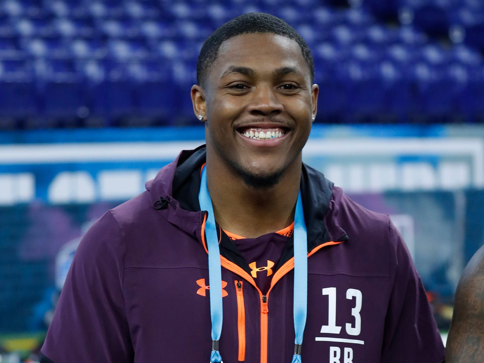 23. Houston Texans: RB Josh Jacobs, Alabama – The Texans ran the ball well last year, but part of that was Deshaun Watson's doing. A versatile back like Jacobs would make their offense complete.