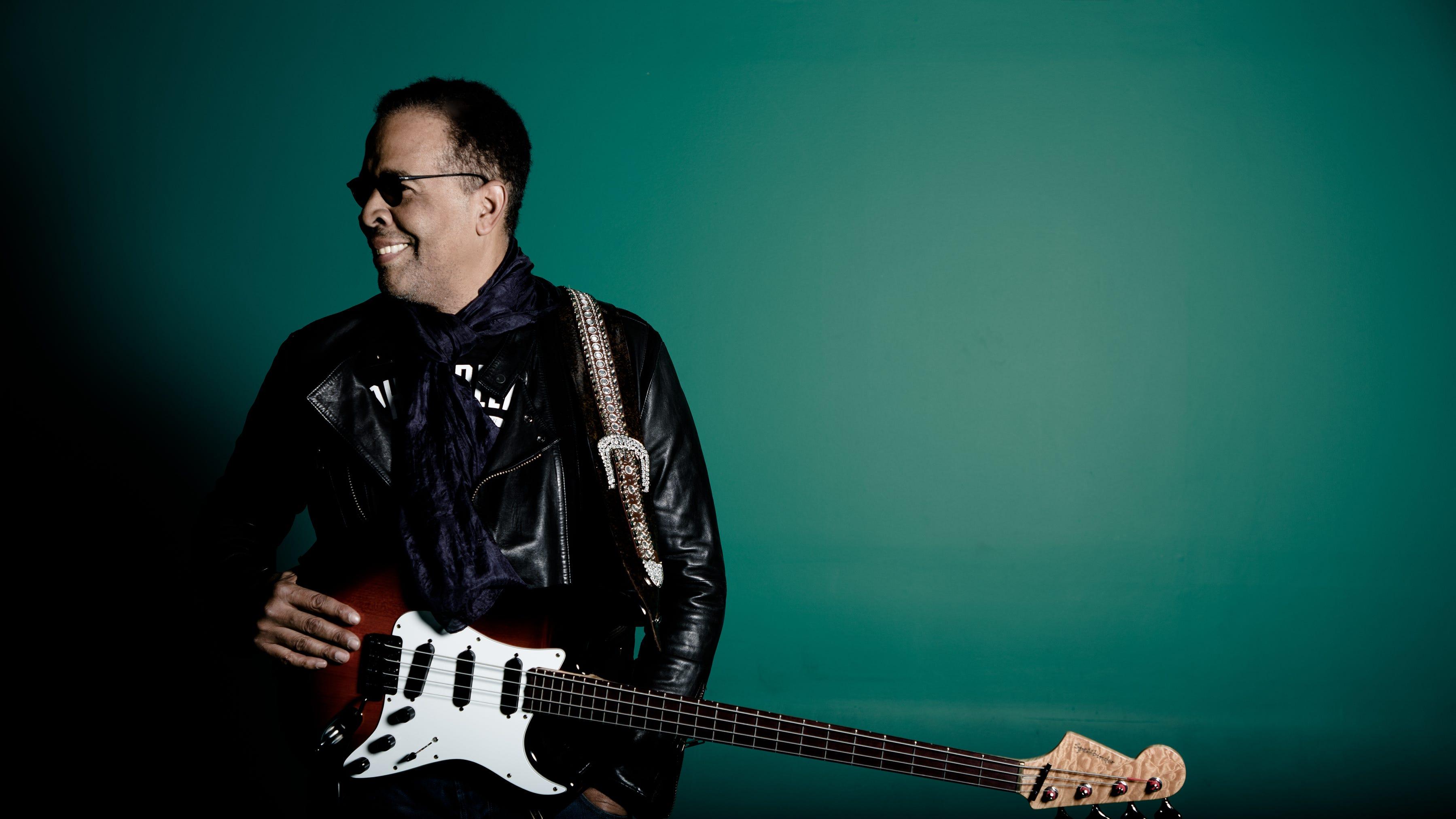 Influential bass player Stanley Clarke named Detroit Jazz Fest's 2019 Artist-in-Residence