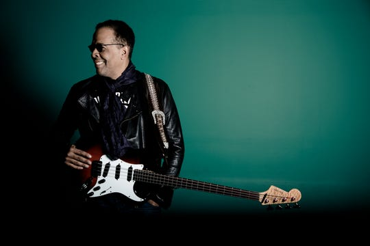 Stanley Clarke is the 2019 Artist-in-Residence at the Detroit Jazz Fest over Labor Day weekend.