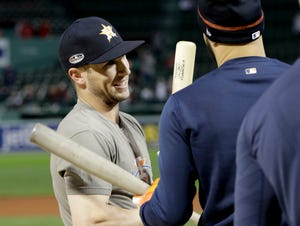 All-Star third baseman Alex Bregman has reportedly agreed to a six-year, $100 million deal with the Astros.
