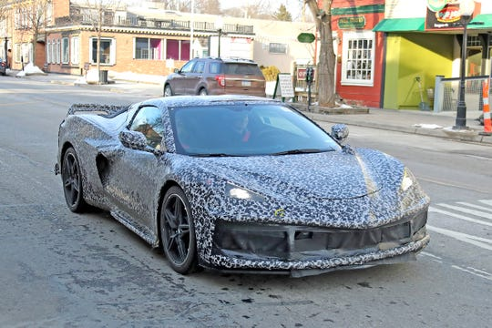The debut of the mid-engine Corvette C8  has been postponed several times, due primarily to electrical problems, sources say.
