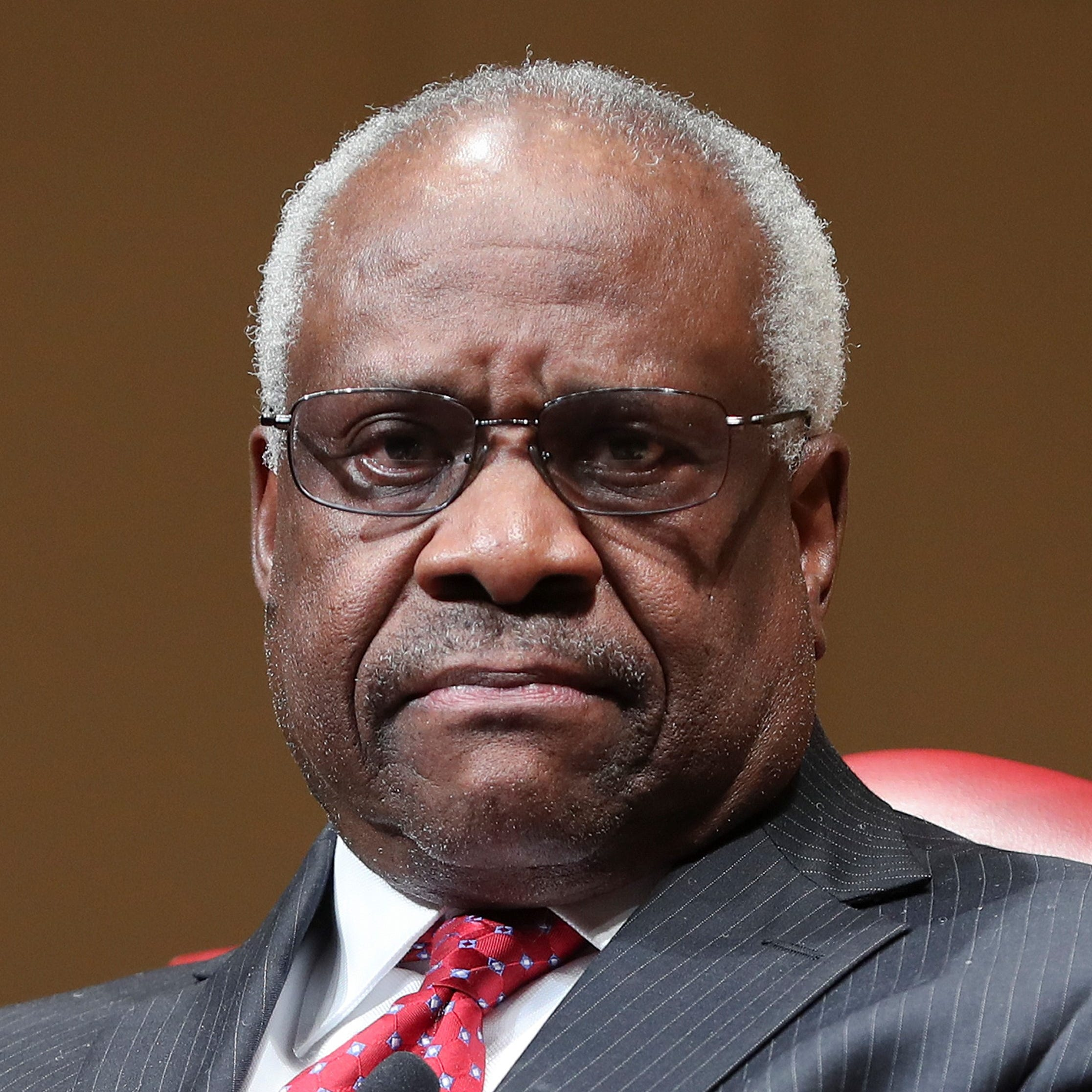 Justice Thomas talks at arguments, 1st time in 3 years