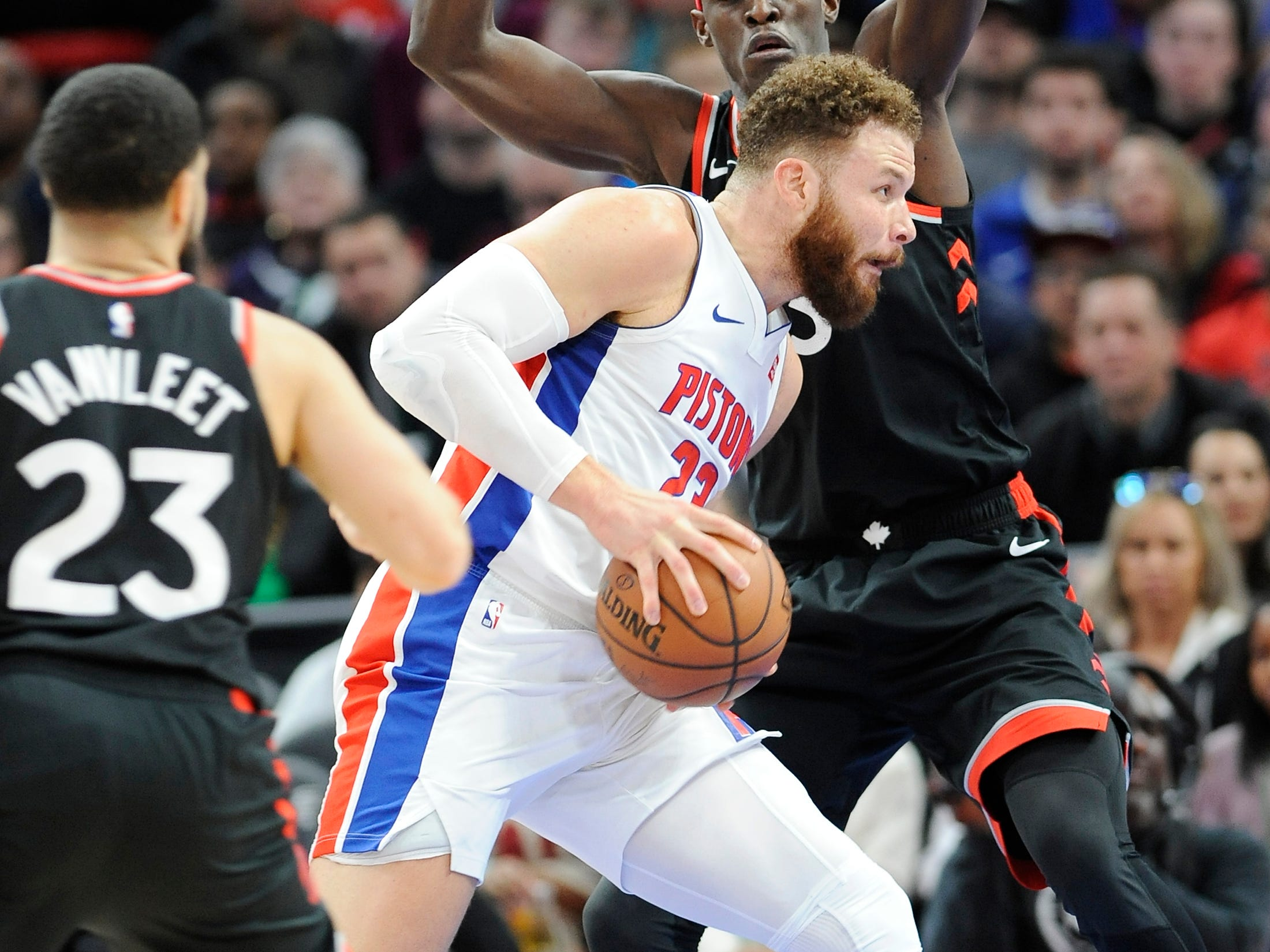 Little rest ahead as Pistons fight for playoff spot in tight Eastern Conference race