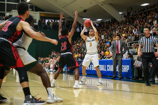 Josh Rodriguez makes Point Loma's offense click. The senior point guard has amassed 147 assists for the Sea Lions this season.