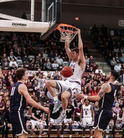 Ryan Quaid leads five West Texas A&M players in double figures.