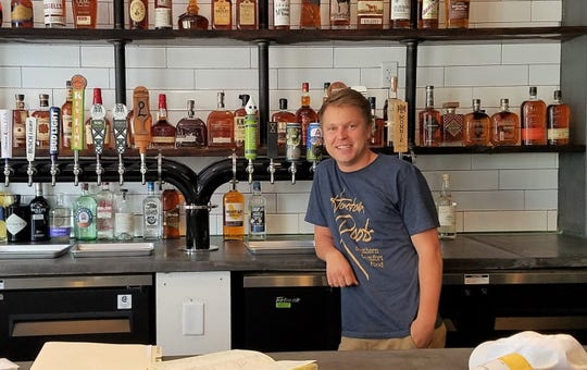 Casey Todd of Hometown Roots will soon be opening Roast Coffee Bar.