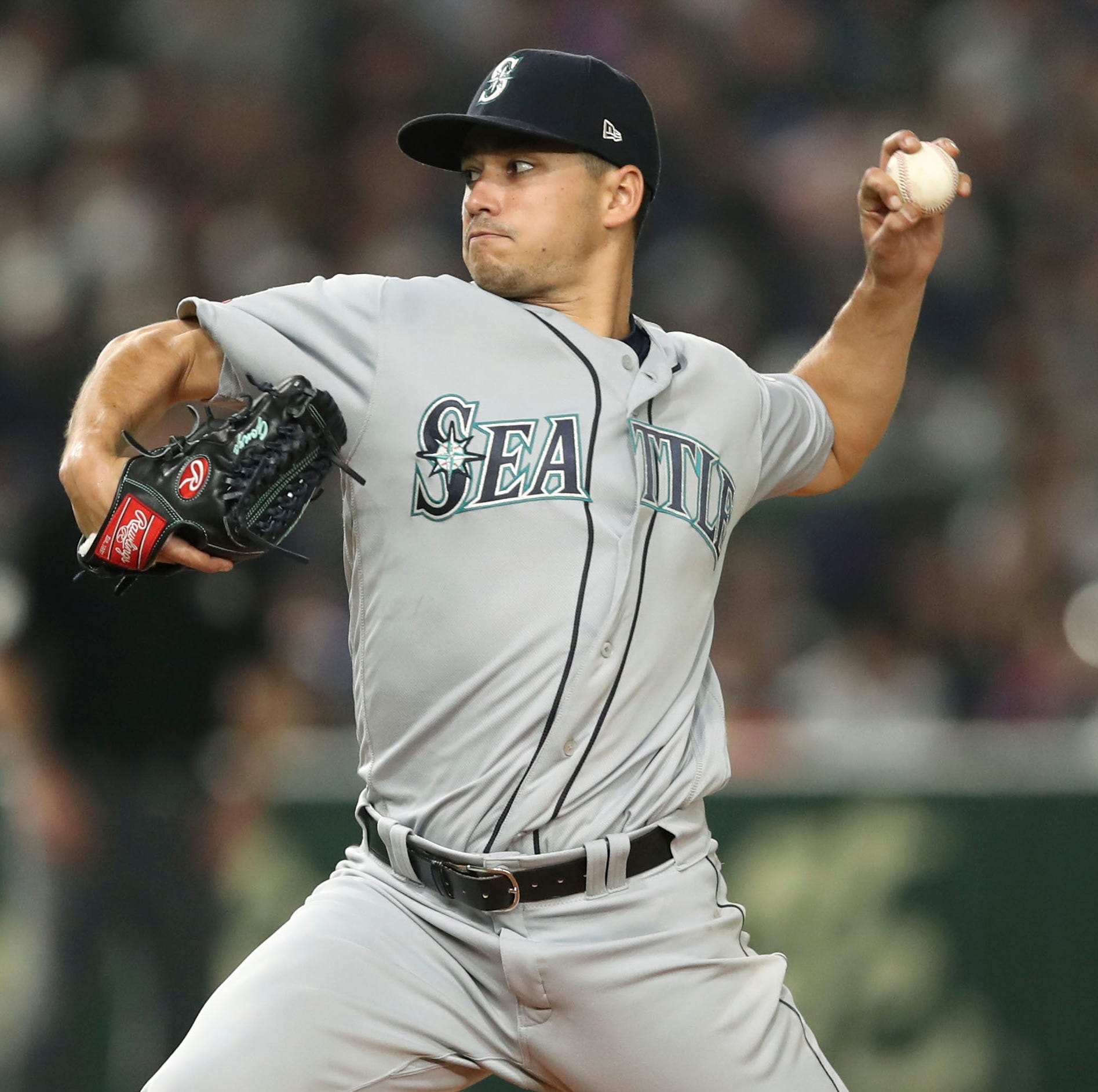 Fort Collins native Marco Gonzales a winner for Mariners on MLB's opening day