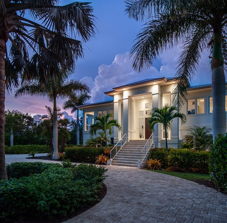 Sanibel Zen home is an oasis close to everything