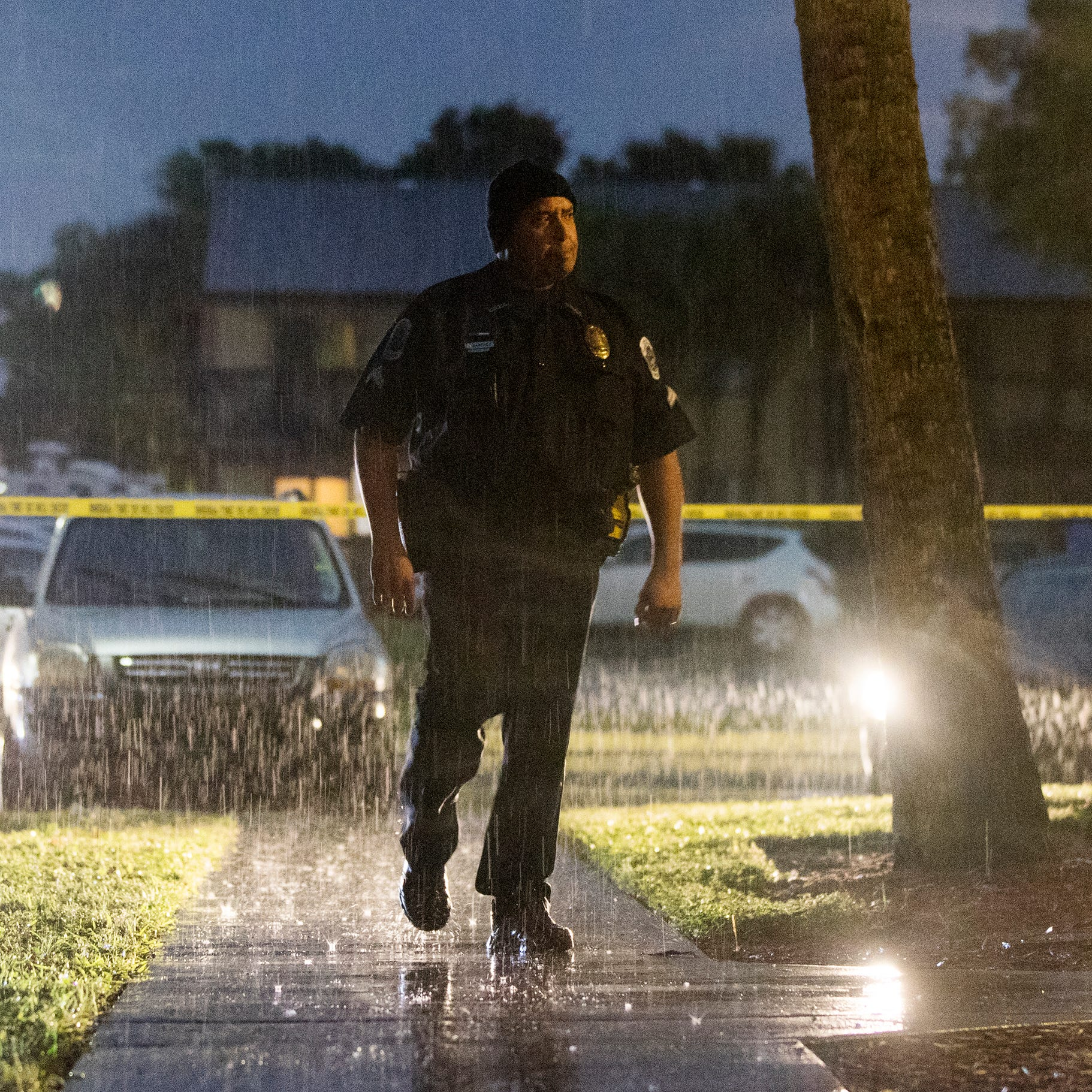 Fort Myers police investigate shooting at Horizon's Apartments on Summerlin Road
