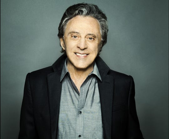 Frankie Valli will perform with The Four Seasons Sept. 27 at the Resch Center Theatre.