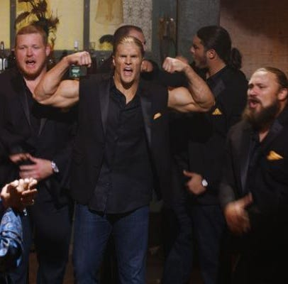 Hair today, gone tomorrow: 10 of our favorite Clay Matthews pop culture moments