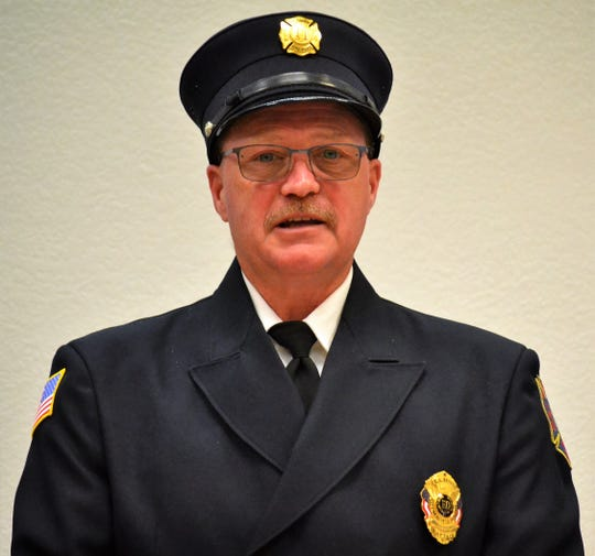 Capt. Craig Henry, Oconto Fire and Rescue Department