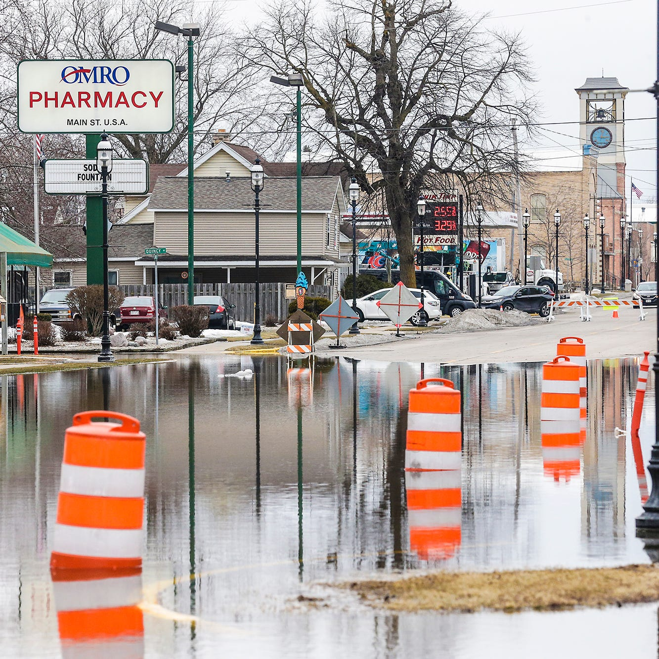 Winnebago County declares flood emergency, slow no wake for Little Lake Butte des Morts, Fox River