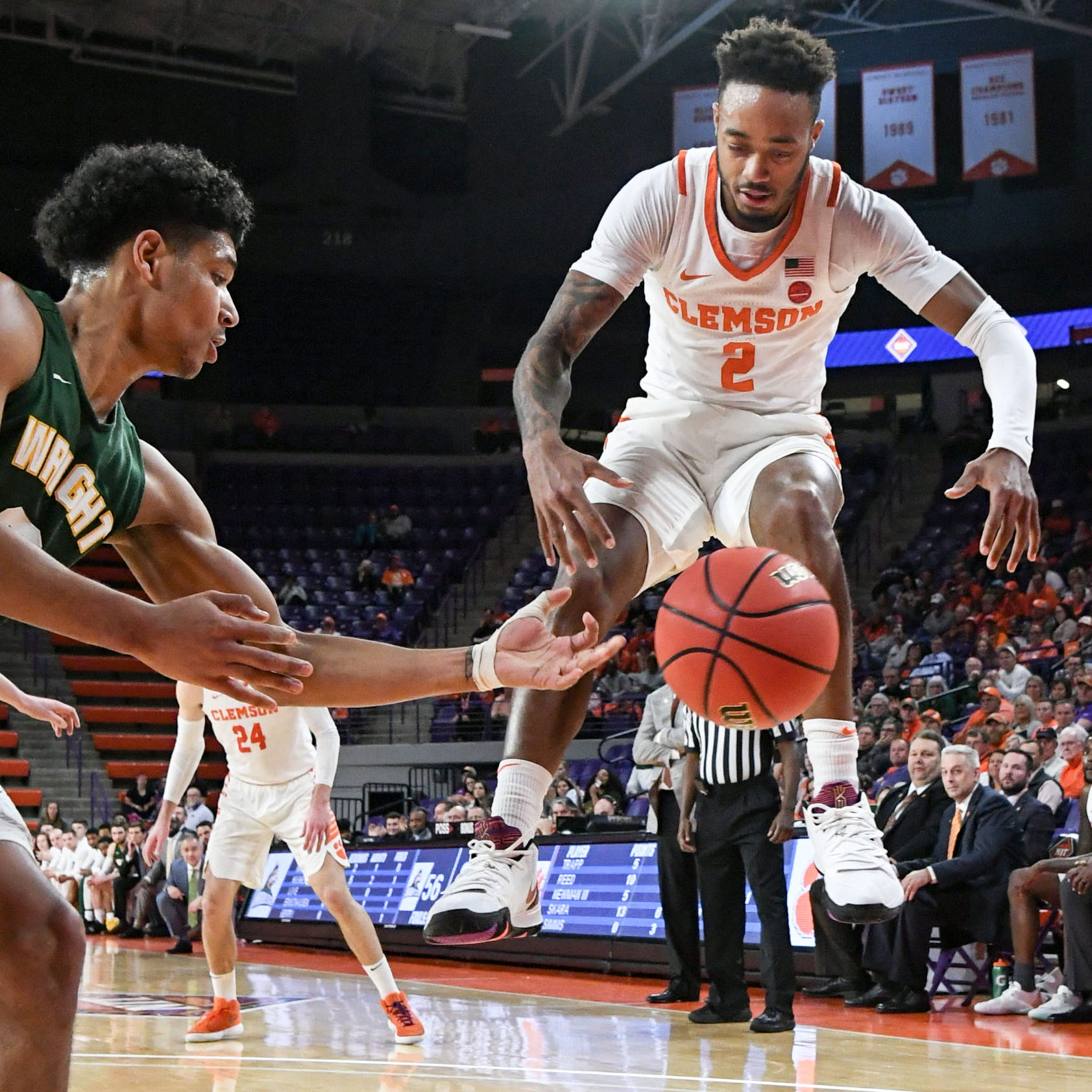 Clemson basketball gets NIT win, but faces postseason challenge without Shelton Mitchell