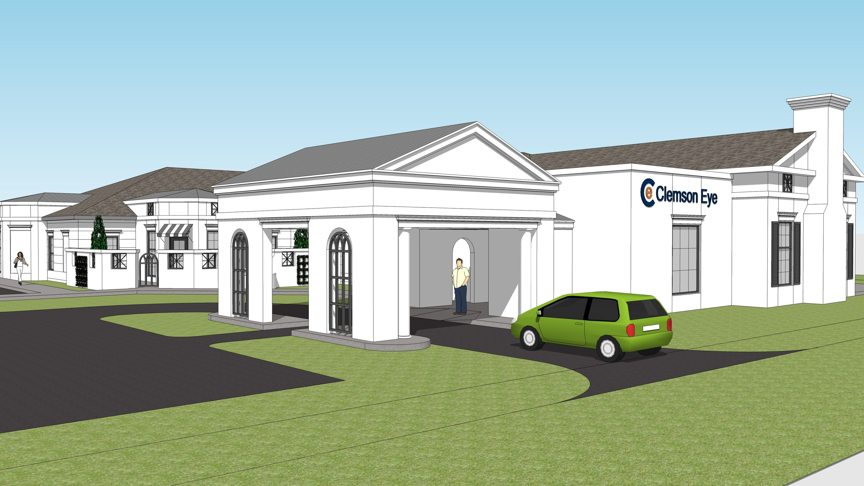 Mixed Use Space, Car Wash, Learning Center Coming To