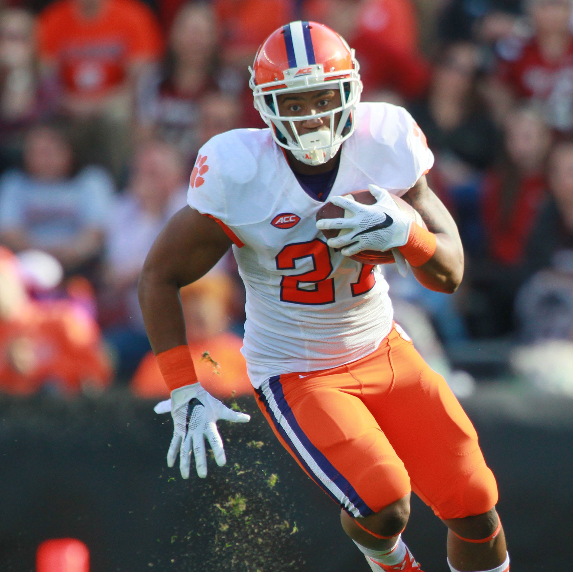 Ex-Clemson football player C.J. Fuller's legacy is a foundation giving back to community