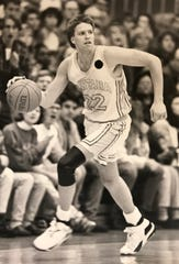 Glendive native Roger Fasting scored more than 1,000 points and had more than 300 rebounds and assists during a sparkling career with the Montana Grizzlies.