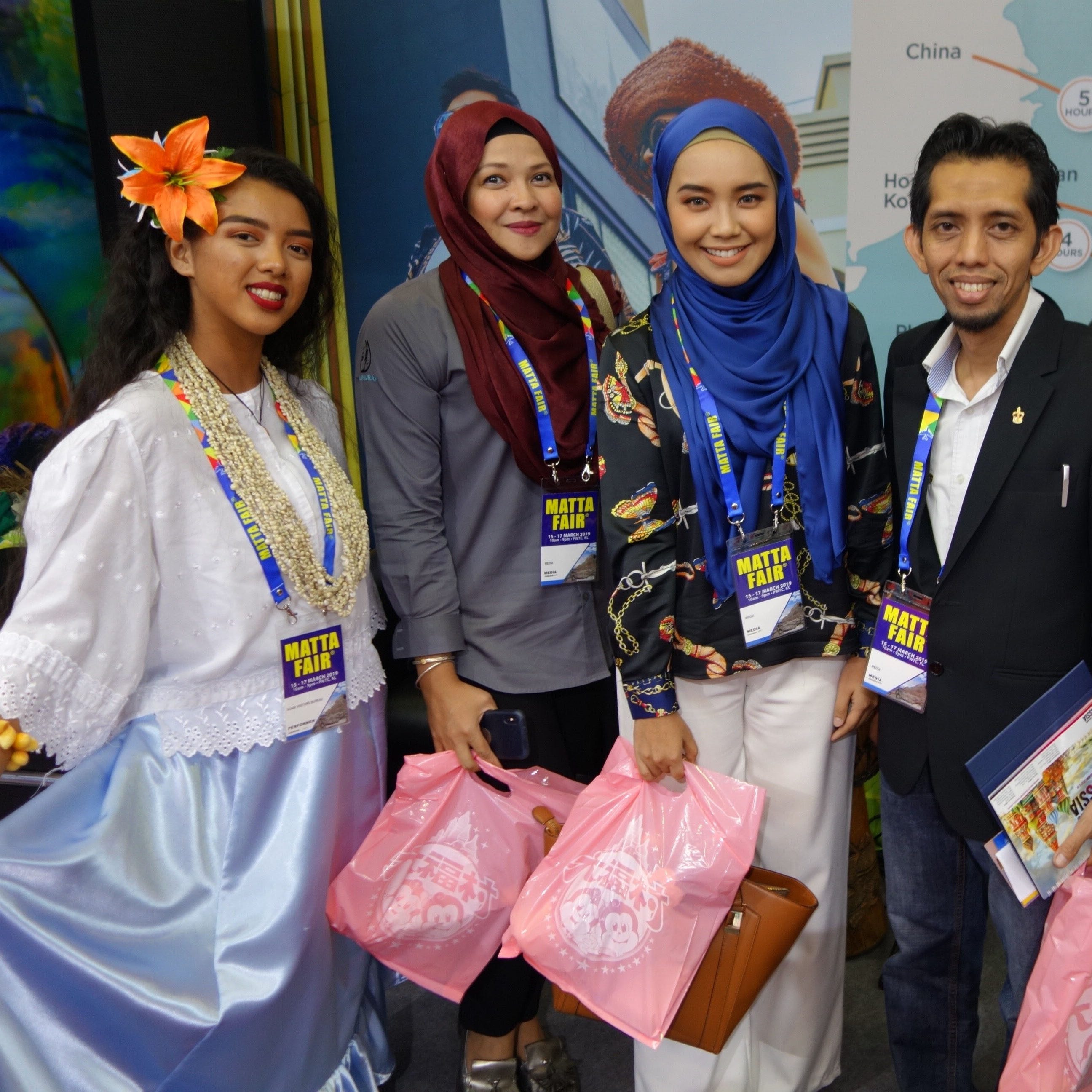 GVB promotes Guam in Malaysia during Tour and Travel Agents Fair