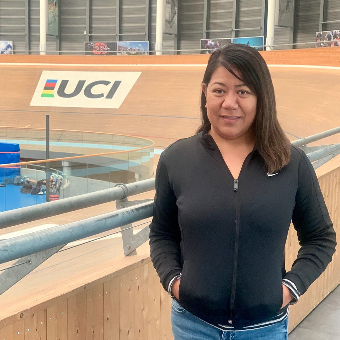 Cycling federation head certified as coach, mechanic from Union de Cycliste Internationale