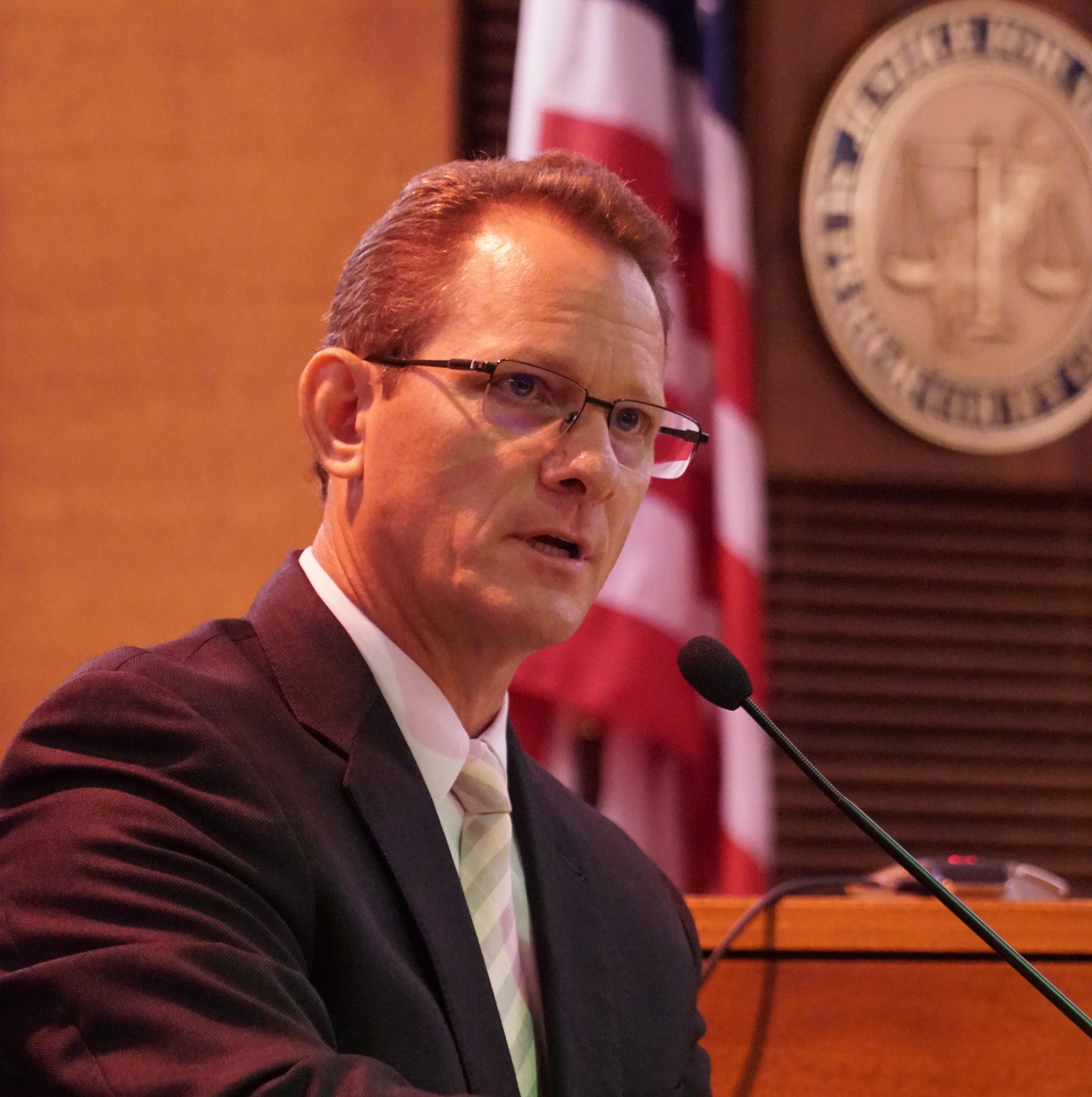 Ray Tenorio found not guilty in gun-grabbing case