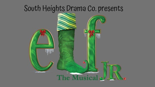 """""""Elf Jr. The Musical"""" will be staged Thursday evening at the Preston Arts Center."""