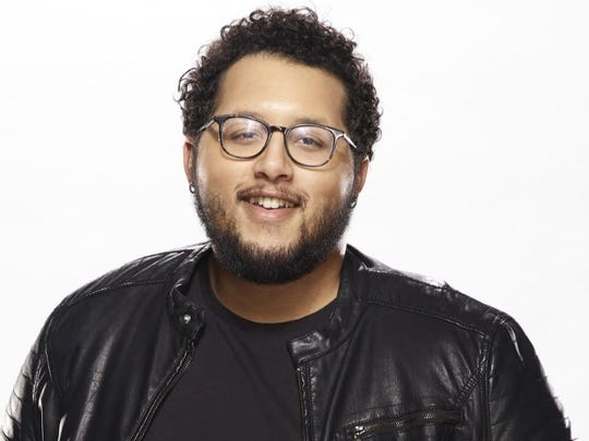 "David Owens advanced from his blind audition on ""The Voice"" to join Kelly Clarkson's team."