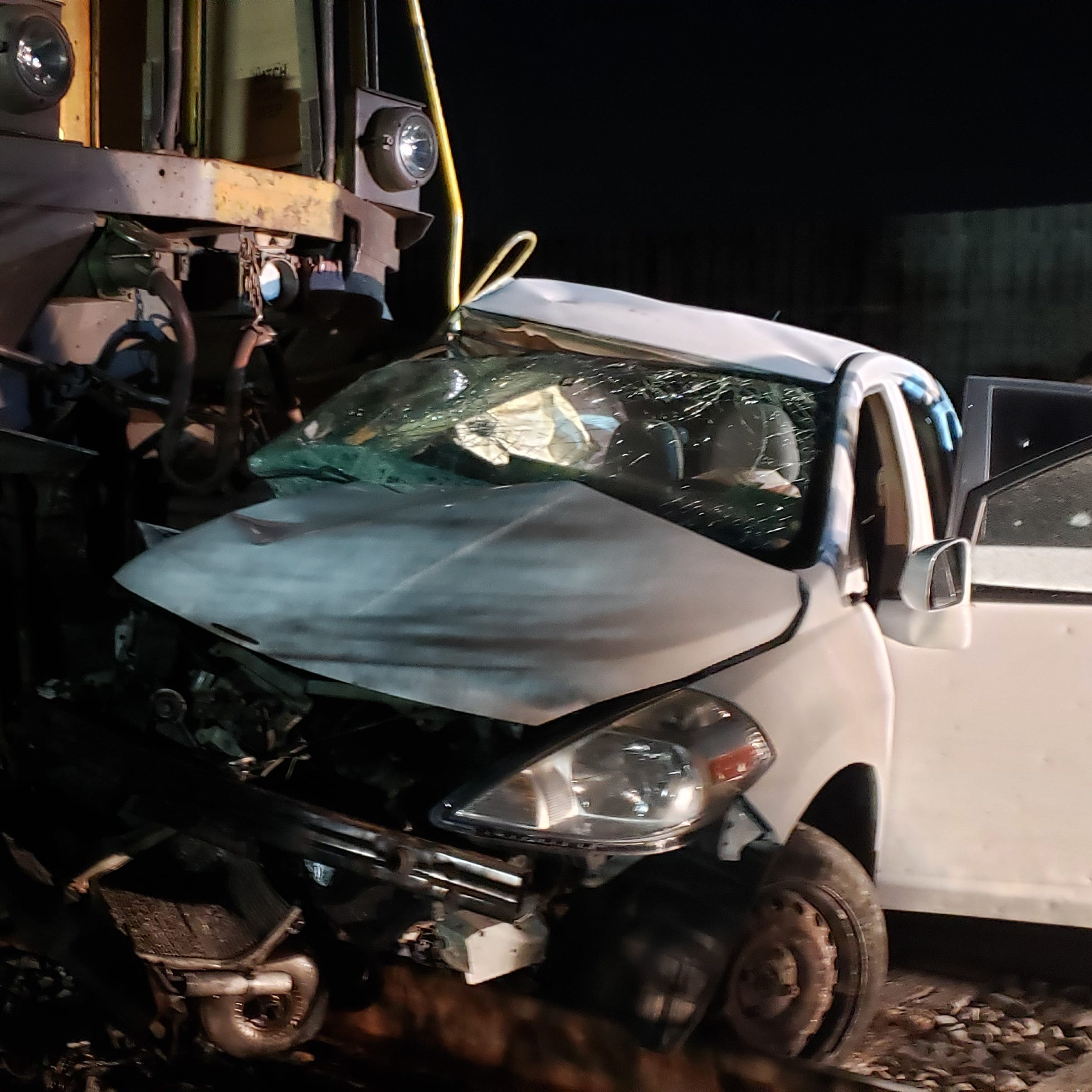 20-year-old Greenwood woman killed after train hits her car in Johnson County