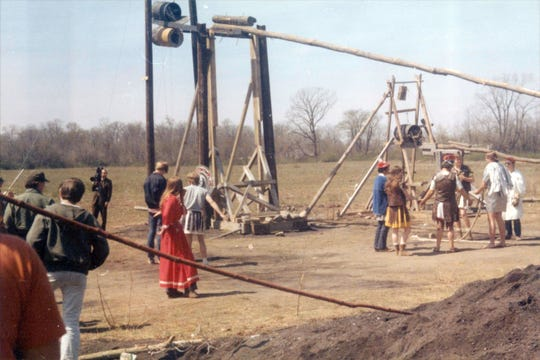 1972 National Catapult Contest.
