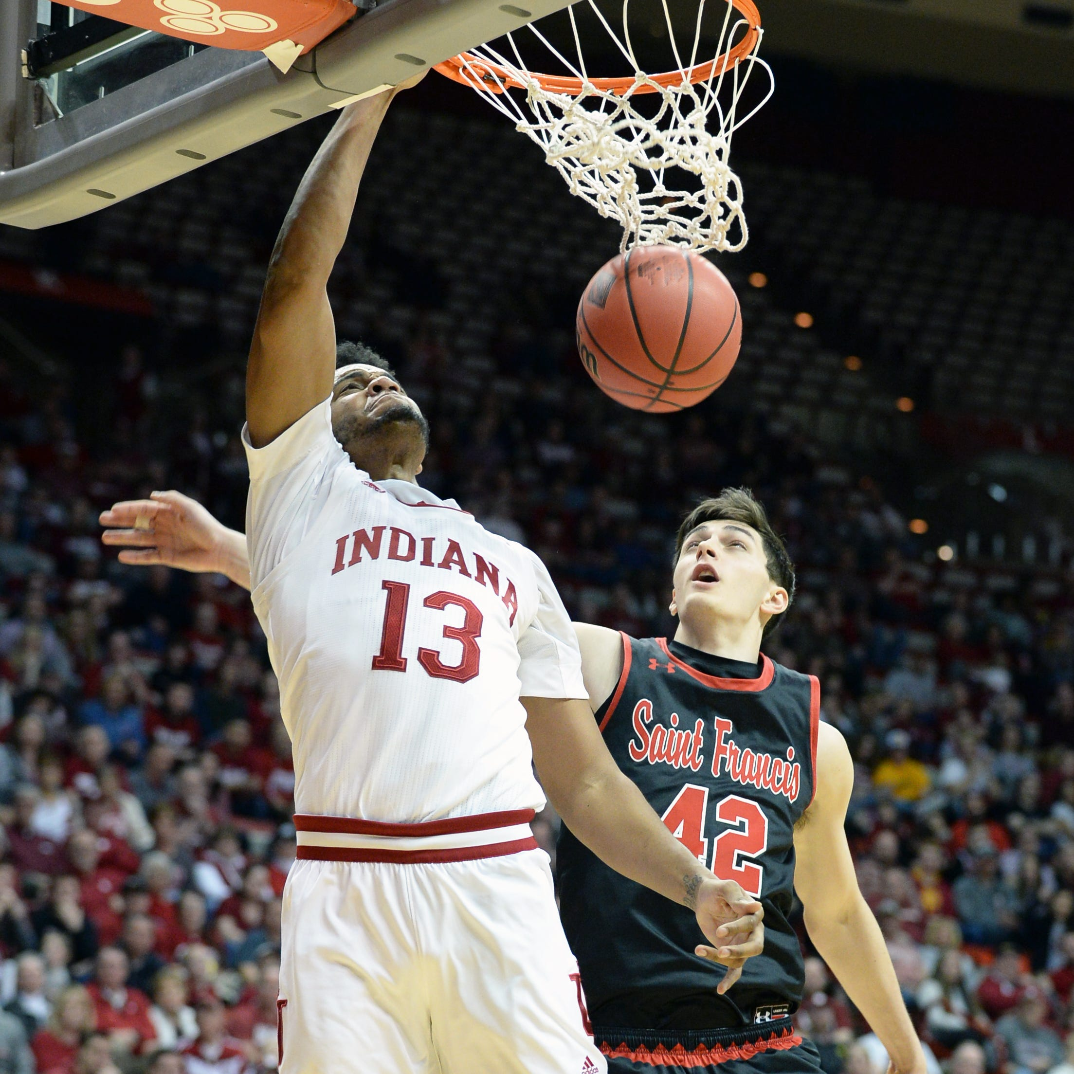 Insider: Hoosiers shake off Selection Sunday hangover with pep talks from unlikely sources