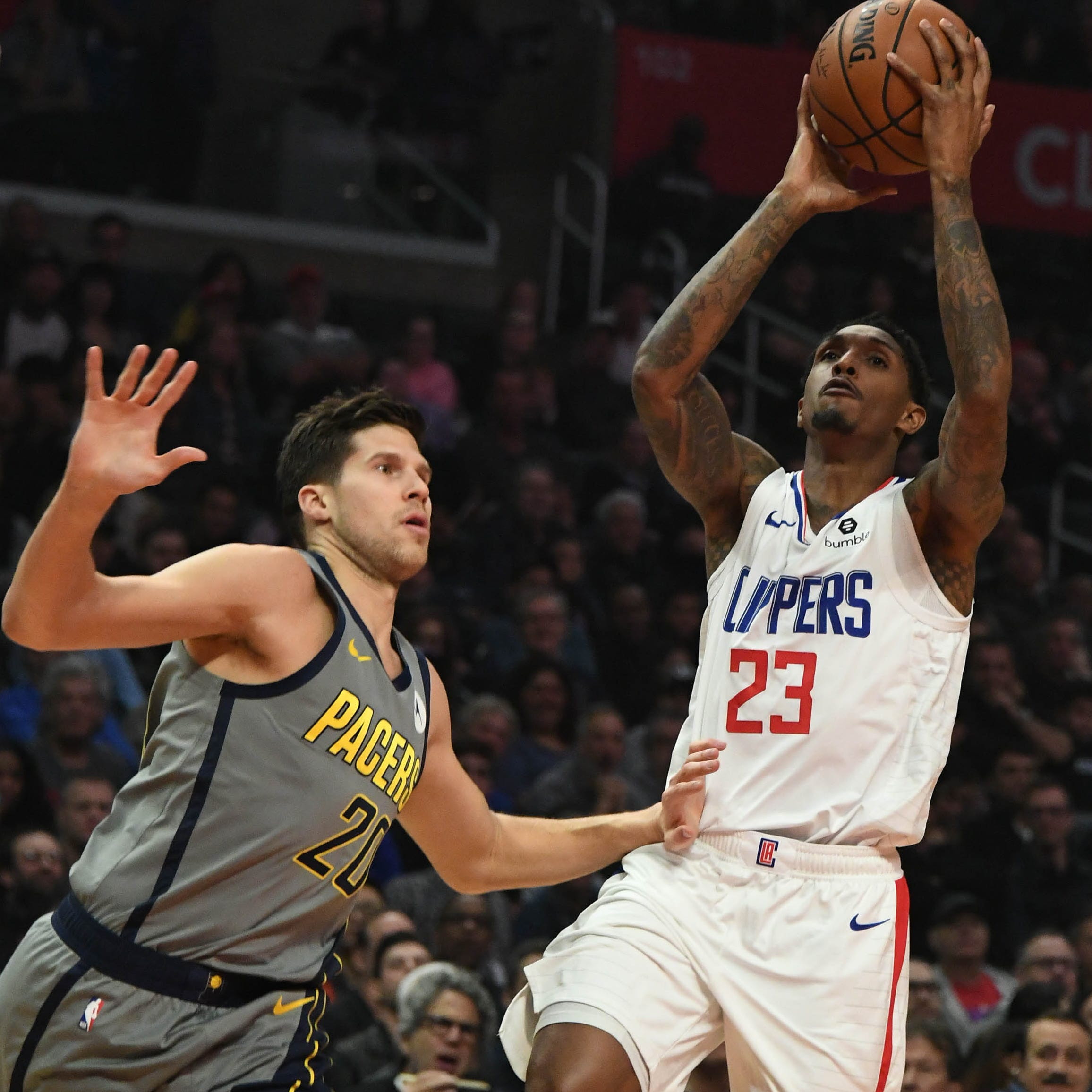 Pacers' once-reliable defense can't get enough stops to pull off comeback vs. Clippers