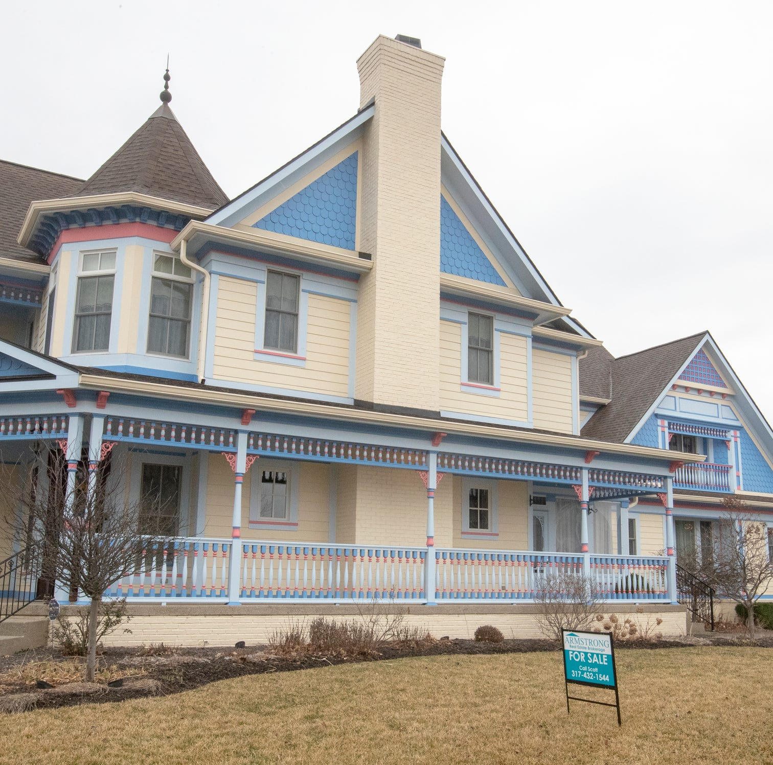 Hot Property: Here's a peek inside the candy land home of the Village of WestClay