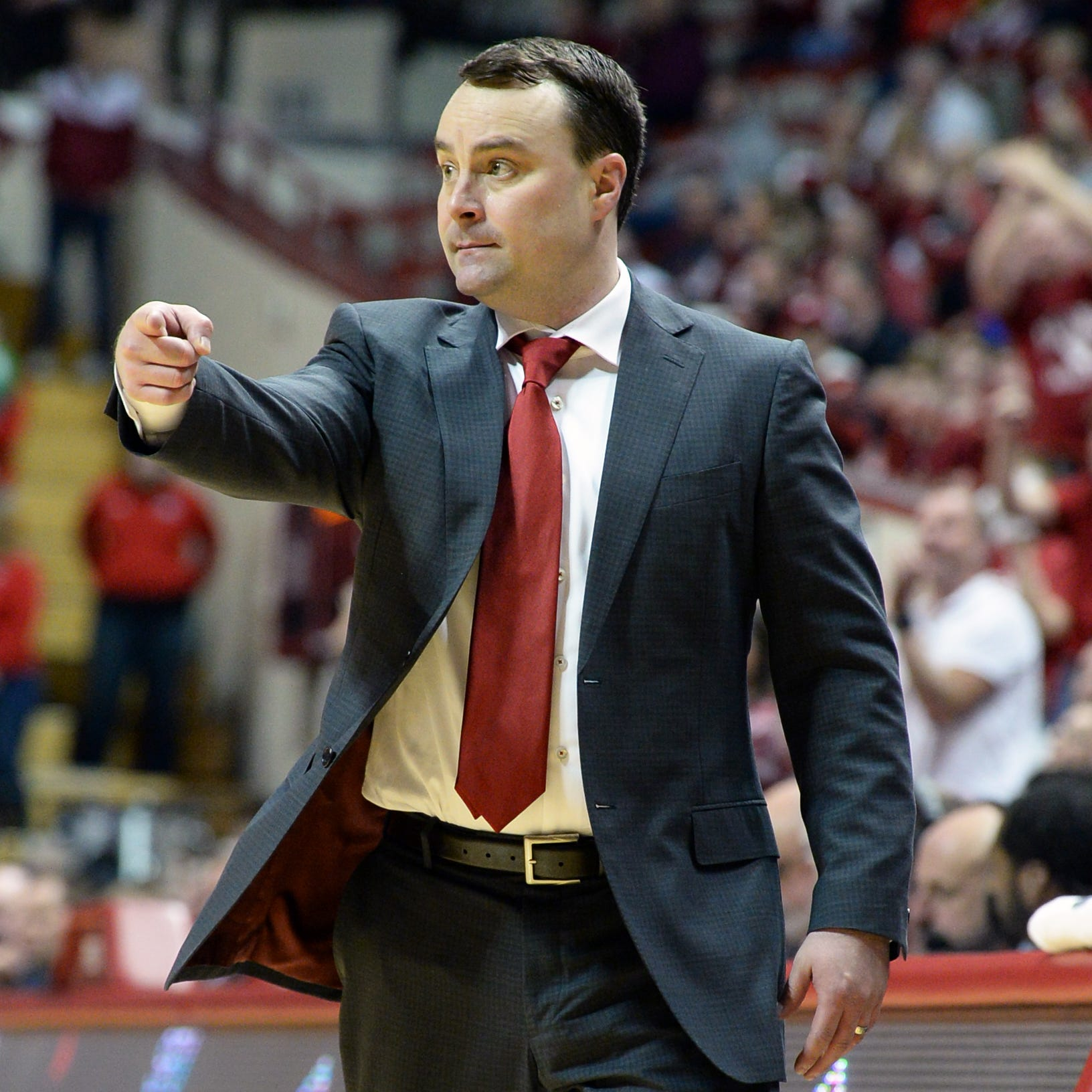 IU basketball gets an improved academic report