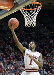 Al Durham has been one of Archie Miller's most-trusted options in the backcourt this season.