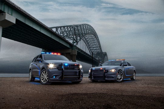 Dodge expands its police vehicle line-up for 2018 with the new all-wheel drive Dodge Durango Pursuit, powered by a 5.7-liter Hemi V8.