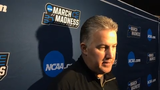 The Boilermakers coach on managing injuries, what stands out about the Monarchs and preparing for postseason play.