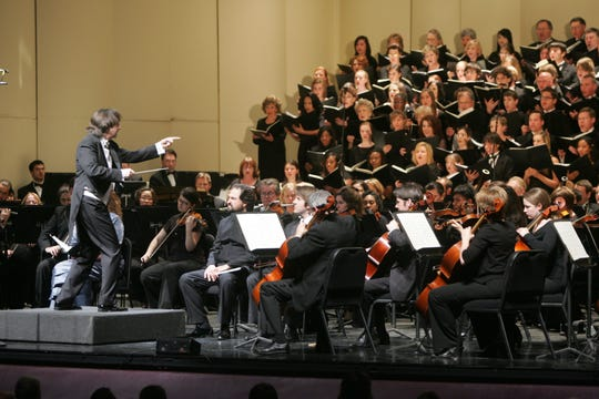 """Acadiana Symphony Orchestra presents """"Out of This World,"""" with guest pianist Xiaohui Yang, at 7 p.m. Saturday at Heymann Performing Arts Center."""